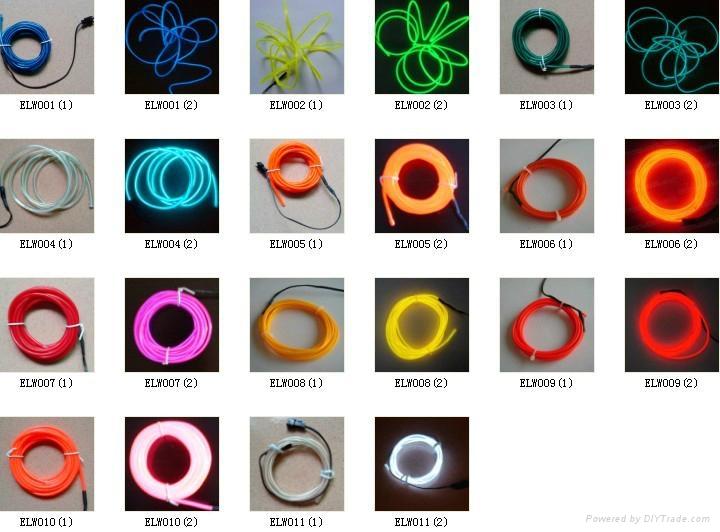 冷光线 - 2.3mm - hy (中国) - 汽车装潢内饰用品