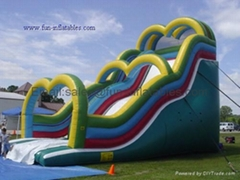 Commercial inflatable sl