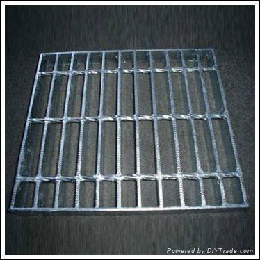 各种不锈钢钢格板 3