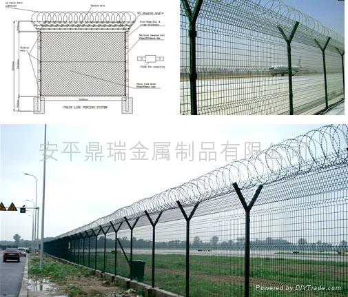 机场围栏网 4