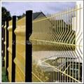 多种规格波浪形护栏网 4