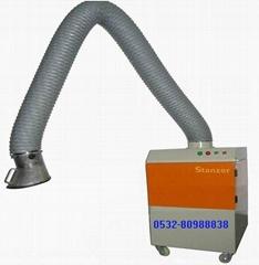 自主生產式焊接煙塵淨化器