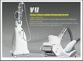 Professional vacuum infrared roller