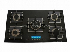 2012 Chinese new touch screen gas hob NY-QB5213