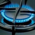 Built-in Temper glass gas hob