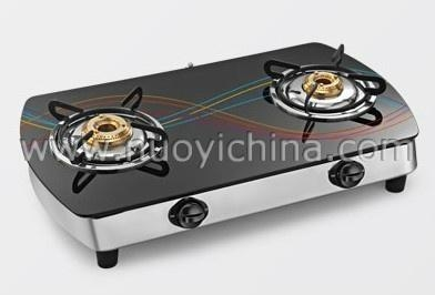 hot!2 burners gas stoves from China 1