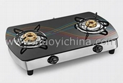 hot!2 burners gas stoves from China