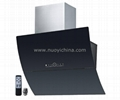 HOT!touch screen range hood with remote control  1