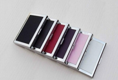Aluminum Memory Card Holder Case Credit card/bussiness card