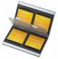 Aluminum Memory Card Holder Case Box Holder CF card 1
