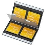 Aluminum Memory Card Holder Case Box Holder CF card