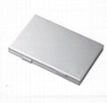 Aluminum Memory Card Holder Case Box Holder CF card 3