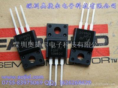 FQPF10N60C  1