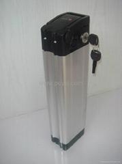 High rechargable LifePO4 e-bike battery pack 48v 20Ah
