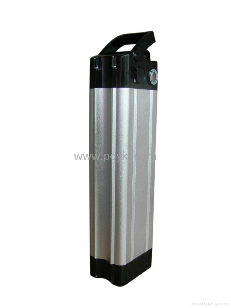 High Rechargable Lifepo4 E Bike Battery Pack 48v 20ah