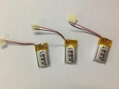小型号点读笔聚合物锂电池381018 35mah