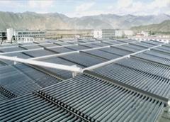 真空管太阳能热水工程