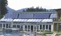 泳池太阳能热水系统
