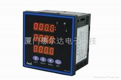 HED-D5IU智能三相交流電壓電流表
