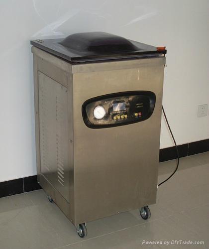 成都液晶版單室真空包裝機 1