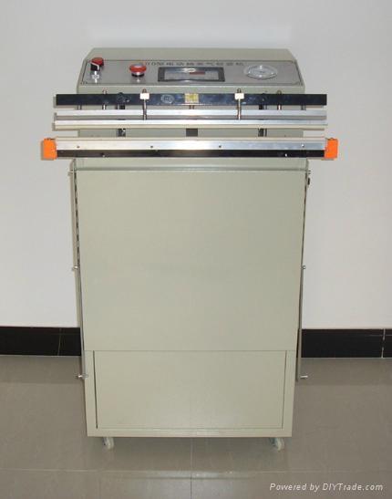 成都液晶版單室真空包裝機 5