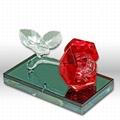 car perfume perfume holder crystal