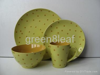 Ceramic Saucer 1