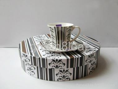 Ceramic Saucer 3
