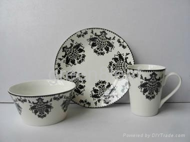 Ceramic Saucer 4