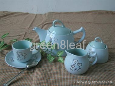 Tea set 2