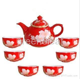Tea set 3