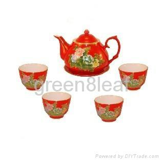 Tea set 4