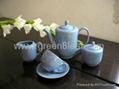 Ceramic Tea set 3