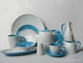 Ceramic Tea set 5
