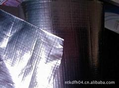 紙基夾觔鋁箔貼面