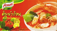 Knorr Cube Tomyum Flavor