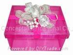 Organza Wedding Gift Boxes