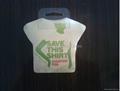 Compressed Cotton Tshirt Bamboo fiber towel 3