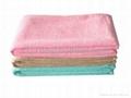Compressed Cotton Tshirt Bamboo fiber towel 4