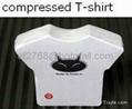 100% Cotton Compressed Magic Mini Gift Towel 2