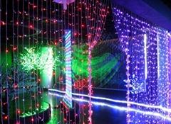 LED防水灯帘
