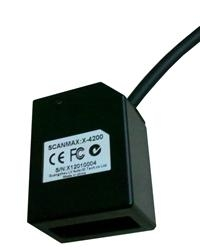 scanmax x-4200 高性能的掃描器 1