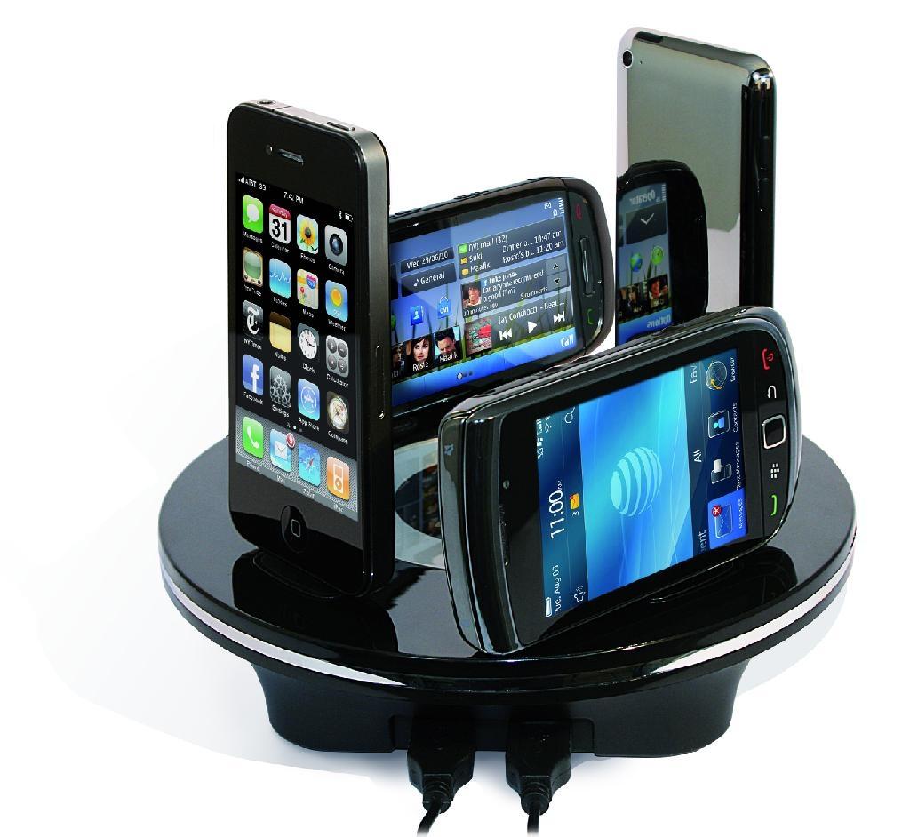 Universal Mobile Charging Station Unimax Sinoele