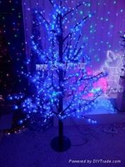 led櫻花樹