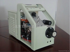 新型弧压传感送丝机Ⅰ—b型(水冷功能)