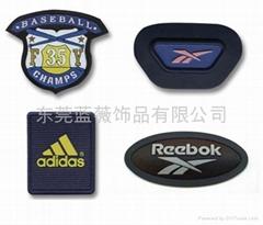PVC軟膠商標