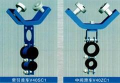 角钢电缆滑车