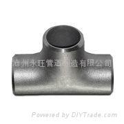 ASTM/ASME A234WPB等径三通