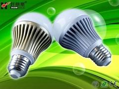 过日本PSE认证LED节能球泡灯