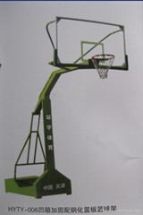 小包箱籃球架